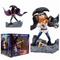wholesale pvc black beard pirates van auger pop anime one piece figurine