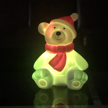 colorful baby night light kids sensor lamp for Christmas toy