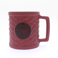 Customized design ceramic cups for gift promotion items