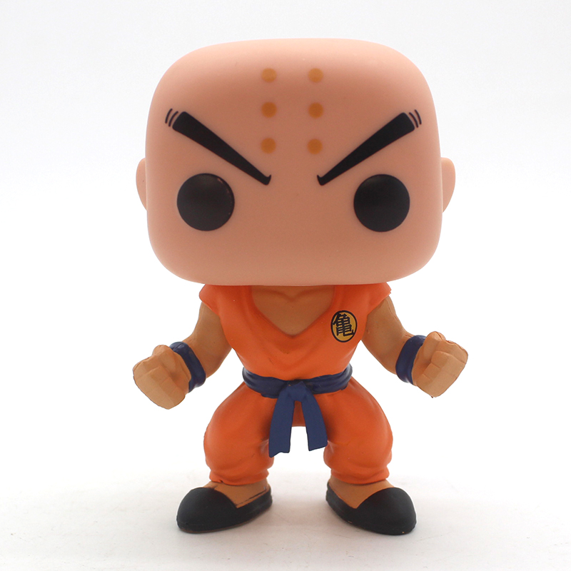 4.7in vinyl Dragon ball Kuririn funko pop
