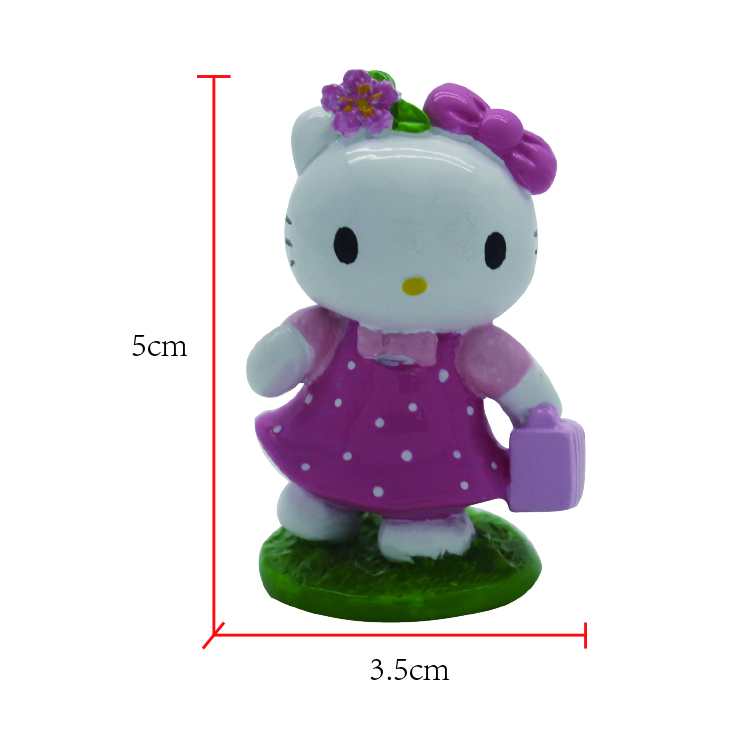 custom cute girl statue for decor lovely figurine