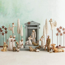 Christian wedding favors handmade figurine 6pieces a sets