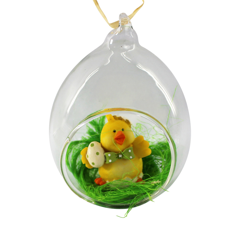 hot selling cute beautiful glass hanging ball