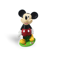 handmade resin Mickey statue